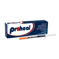 Proheal 500mg (0,5g) - agente de preenchimento e antisséptico para implantes dentais e superfícies