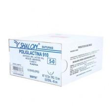 Fio de Sutura Shalon Poliglactina 5-0